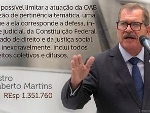 OAB 90 anos: a atuação judicial da Ordem dos Advogados do Brasil na perspectiva do STJ