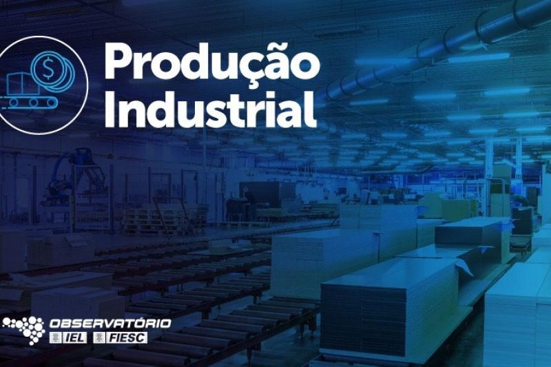 Observatório FIESC prevê melhoria no nível de atividade industrial nos próximos meses