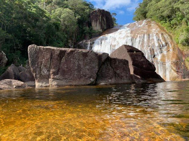 Parque Estadual da Serra do Tabuleiro, na Grande Florianópolis