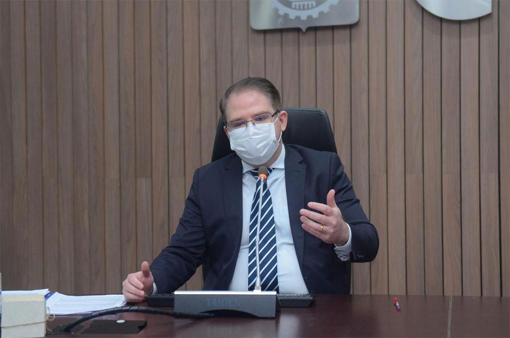 Procurador Jurídico do Confea, Igor Tadeu Garcia