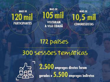 8º Fórum Mundial da Água é o maior da história