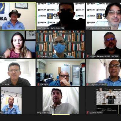 Reunião sobre Operação Solaris