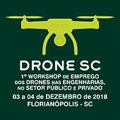 Workshop de emprego dos DRONES nas engenharias, no setor público e privado
