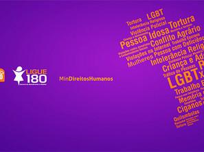 Contra violação dos Direitos Humanos disque 100