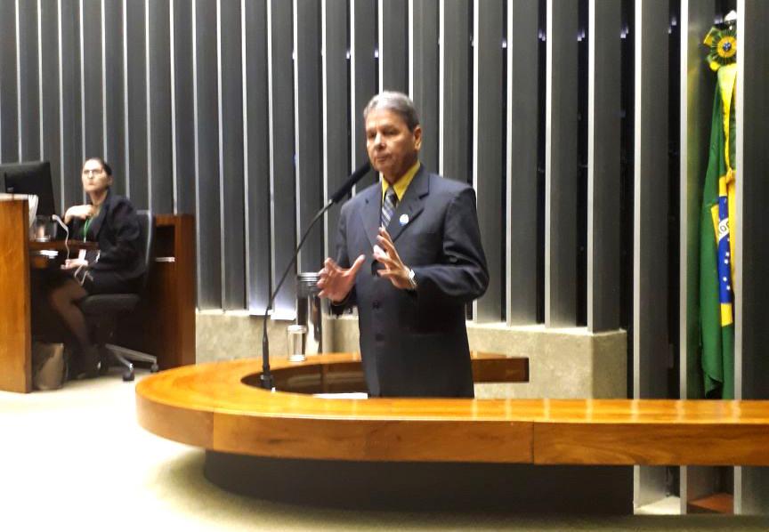 FNCBH participa de solenidade na Câmara dos Deputados