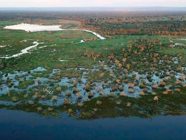 Pantanal – Clima e Hidrografia