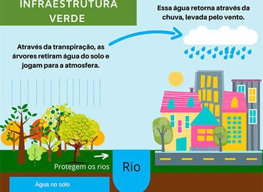 Infraestrutura verde: um caminho para a sustentabilidade hídrica