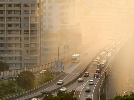 Umidade relativa do ar cai no interior do país