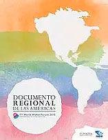 Documento Regional de Las Americas - 7th World Water Forum