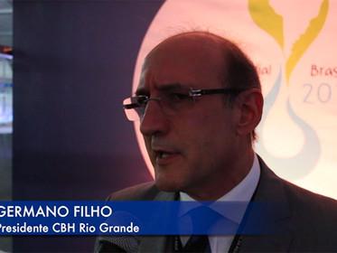ENTREVISTA com Germano Filho, presidente do CBH Rio Grande, para o Fórum Cidadão