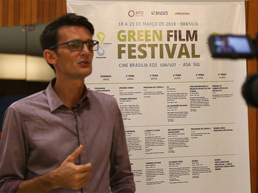 Clip Green Film Festival - Cine Brasília