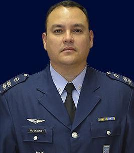 Major Especialista em Meteorologia Luciano Rodrigues Uemura