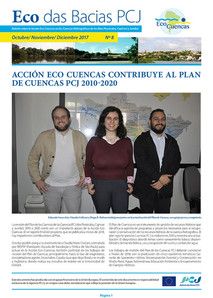 Eco das Bacias PCJ - Octubre/ Noviembre/ Diciembre 2017 -  Nº 8 - ACCIÓN ECO CUENCAS CONTRIBUYE AL P