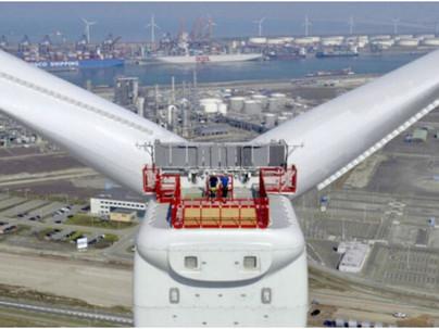 Nova turbina de energia eólica offshore pode alimentar uma casa por 2 dias com uma única rotação