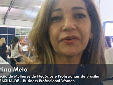 ENTREVISTA com Cristina Melo, Presidente da BPW BRASÍLIA - Business Professional Women