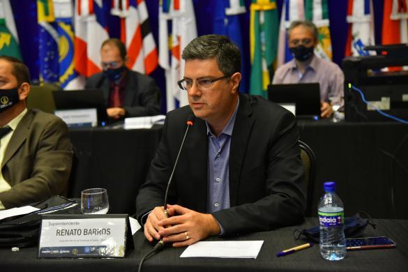 Superintendente de Estratégia e Gestão (SEG), Renato Barros