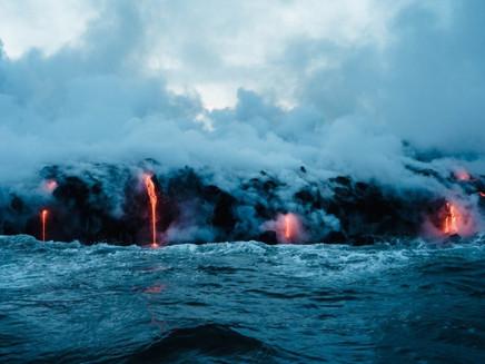 Como as erupções vulcânicas influenciam o clima terrestre?