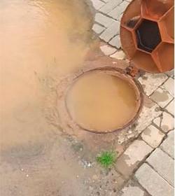 Araquari/SC: CASAN faz alerta para que moradores do Itinga não façam ligação ao sistema de esgoto