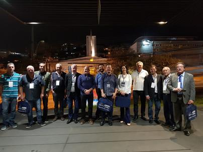 Delegação dos Engenheiros Civis de Santa Catarina no XXIV CBENC