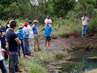 Votação para indicar Produtor de Água no Pipiripau como vencedor de prêmio internacional vai até 25