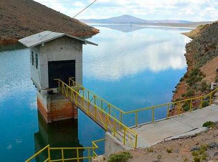 Agua garantizada hasta fin de año en el valle de Tambo