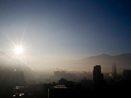 Santiago do Chile decreta emergência ambiental devido à poluição