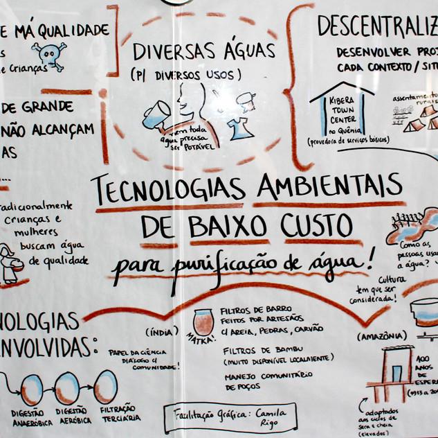 TECNOLOGIAS AMBIENTAIS DE BAIXO CUSTO PARA PURIFICAÇÃO DE ÁGUA