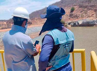 Igam intensifica fiscalizações de barragens de água e orienta usuários sobre cadastro