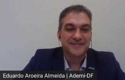 Vice-presidente da CBIC, engenheiro civil Eduardo Aroeira Almeida saudou a importância da iniciativa para o mercado da construção no país