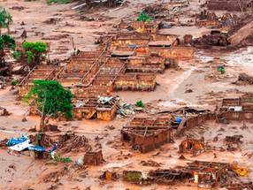 Por tramitação, vítimas do desastre de Mariana/MG vão recorrer a tribunal inglês