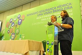 SEMINÁRIO DE SEGURANÇA HÍDRICA : UMA VISÃO BRASILEIRA - ÁGUA E ENERGIA