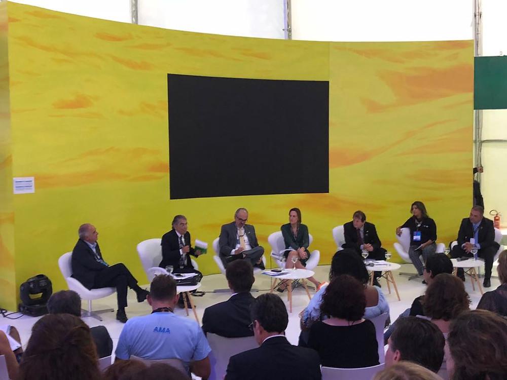 O Brasil discute o legado do 8º Fórum Mundial da Água