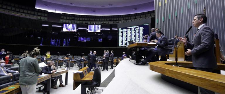 Aprovado na Câmara projeto que cria marco legal para geração distribuída - Foto: Michel Jesus/Câmara dos Deputados