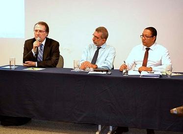 Na Assemae, Secretário Nacional de Saneamento defende a atuação dos municípios