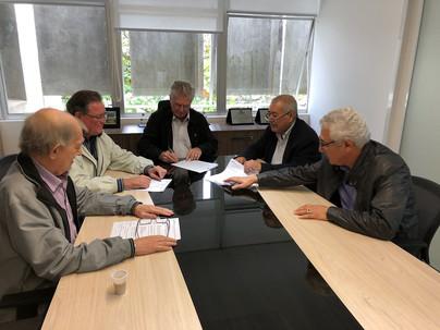 CREA-SC assina primeiro Acordo de Cooperação Técnica de 2018 com ACE