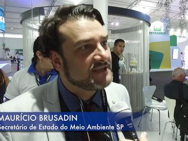 ENTREVISTA com Maurício Brusadin, Secretário de Estado do Meio Ambiente de São Paulo, para o Fórum C