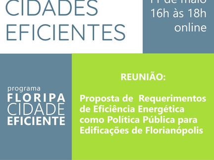 Proposta de Requerimentos de Eficiência Energética como Política Pública para Edificações de Fpolis