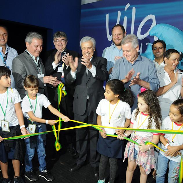 Abertura da Vila Cidadã