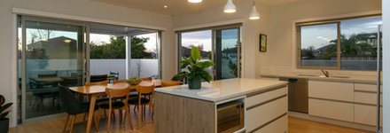 Open Plan Kitchen Dining Taupo