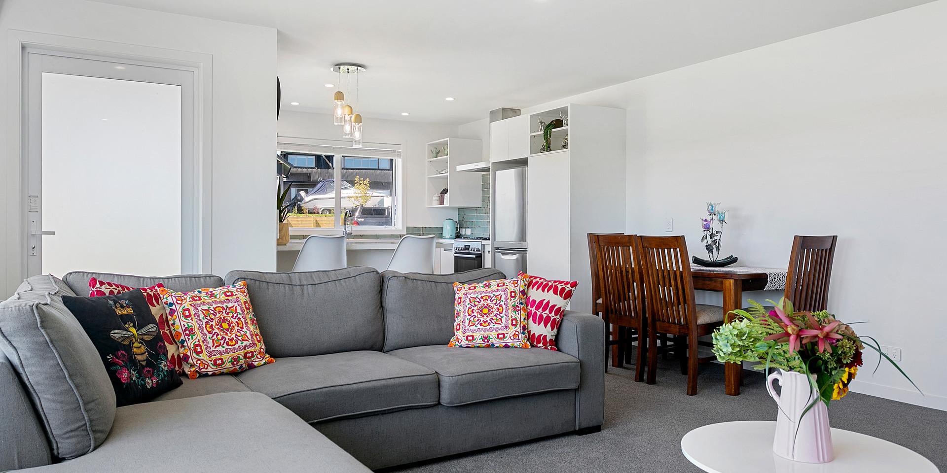 Granny Flat Living Room
