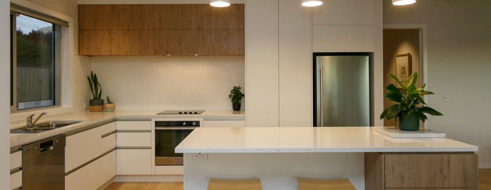Modern Kitchen Lake Taupo