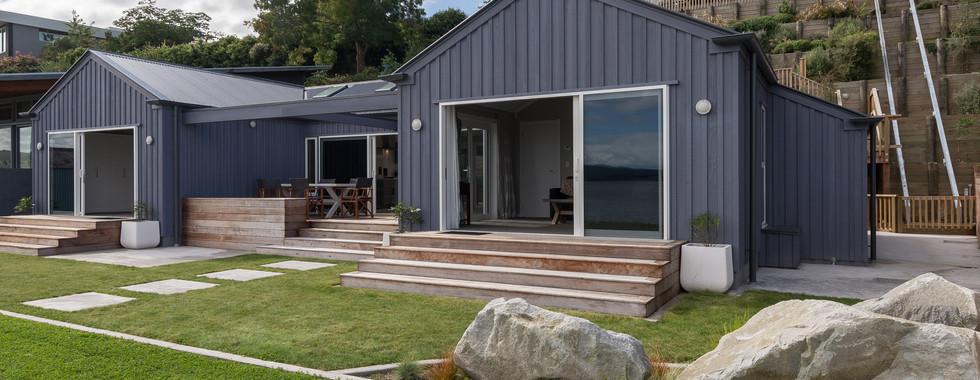 Classic Taupo Boathouse