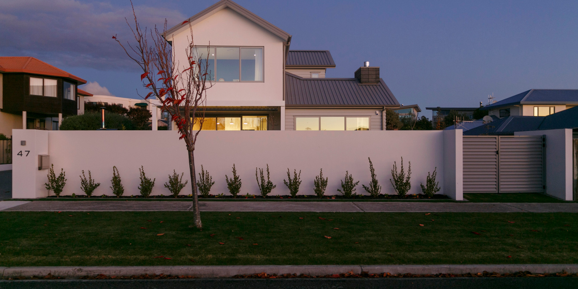 Modern Two Storey Taupo Home