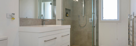 Attached Granny Flat Bathroom
