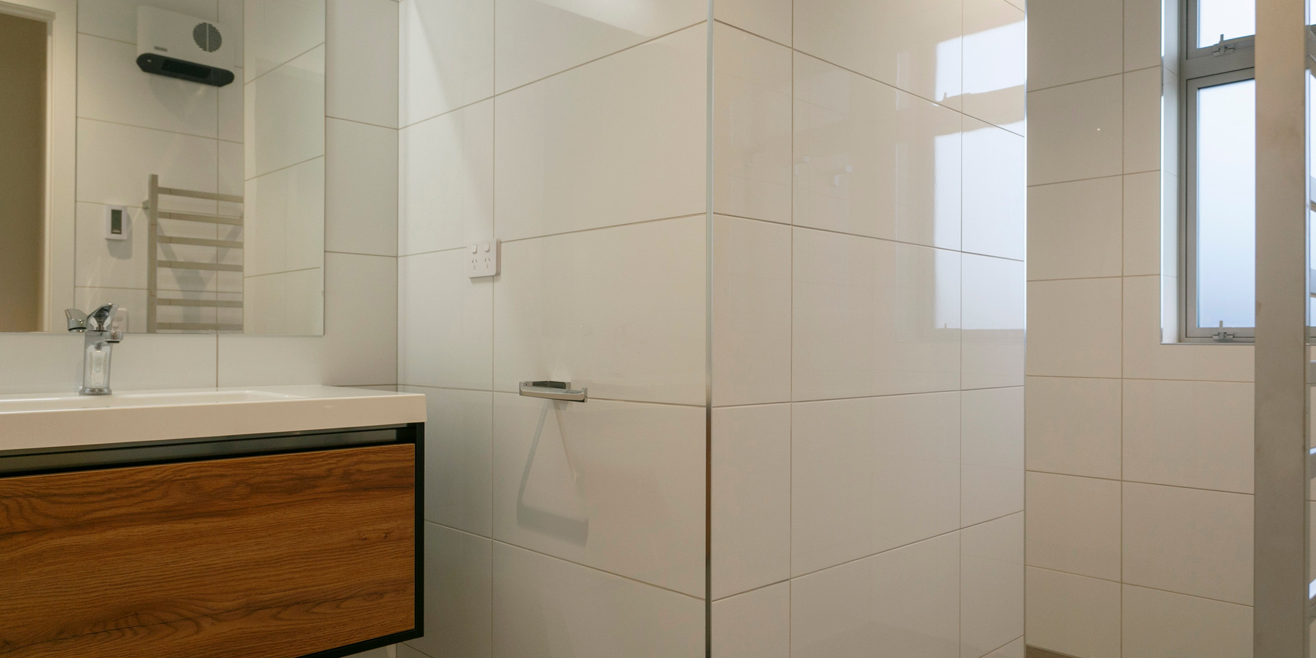 Tiled Guest Bathroom