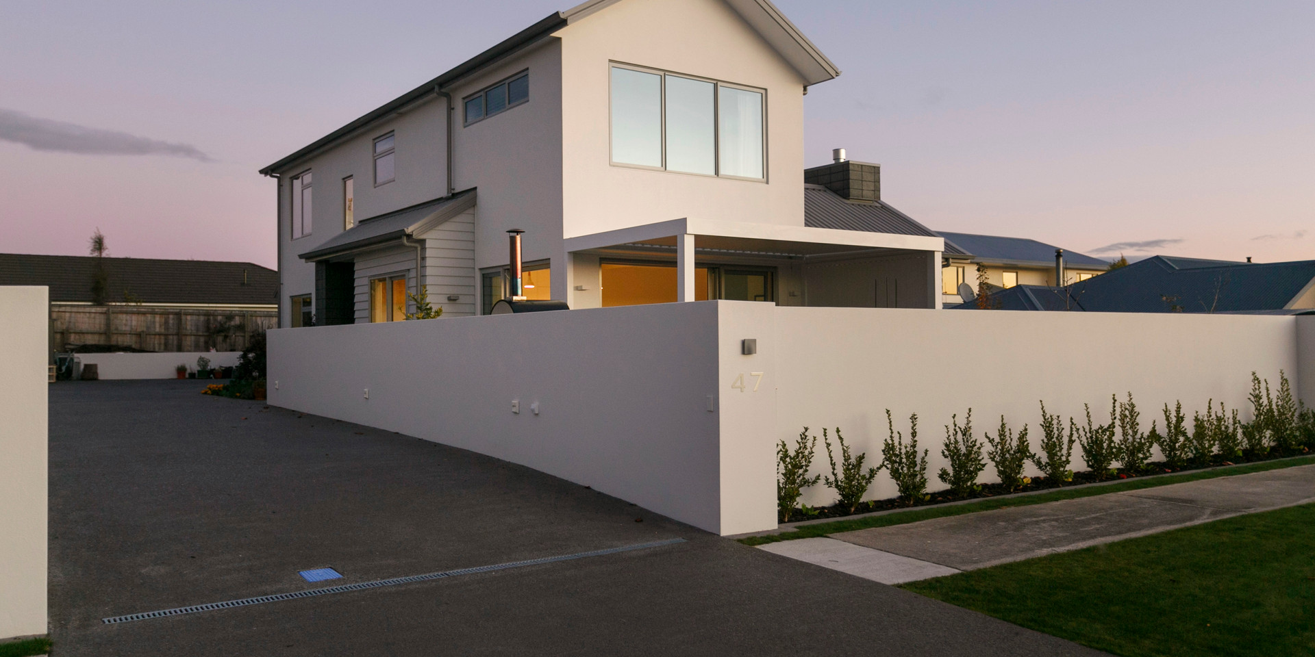 Contemporary Taupo Home
