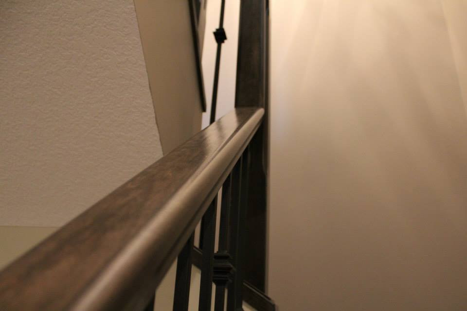 Handcrafted Railing