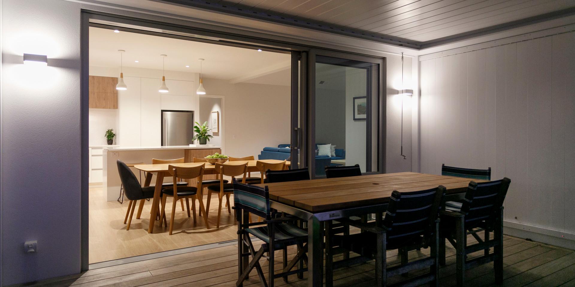 Indoor Outdoor Flow Lake Taupo