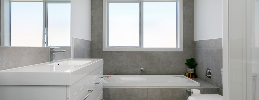 Guest Bathroom Taupo