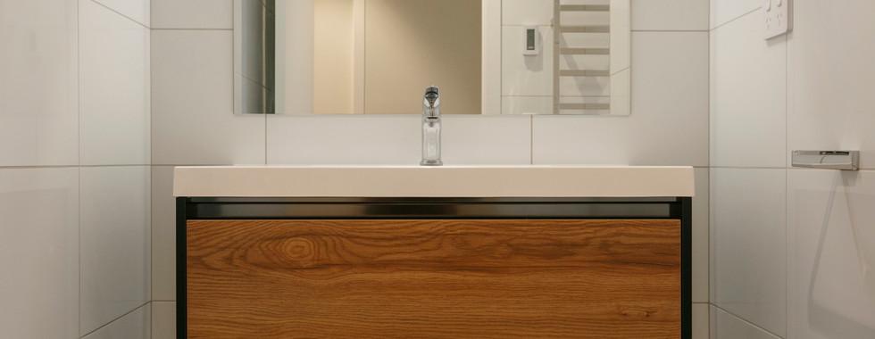 Modern Wooden Vanity